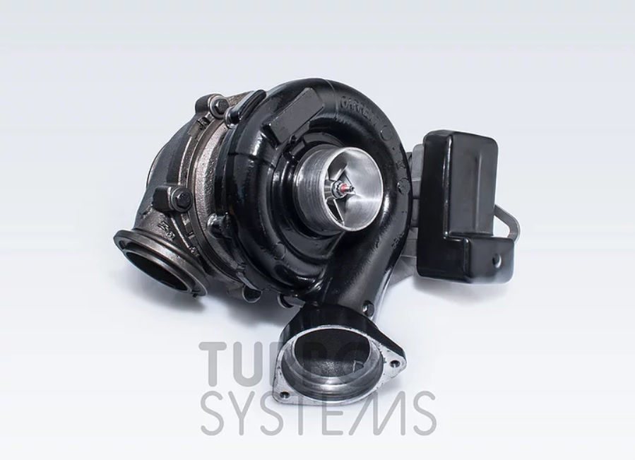 BMW M57 upgrade turbocharger - CWORX
